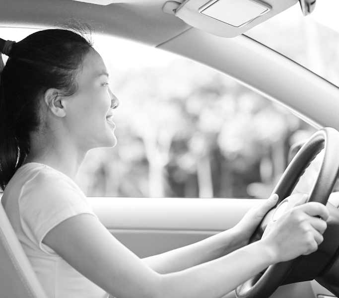 Young-Girl-Driving