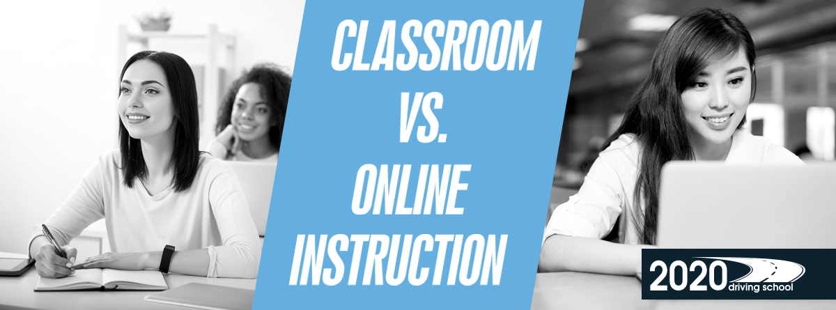 online or classroom