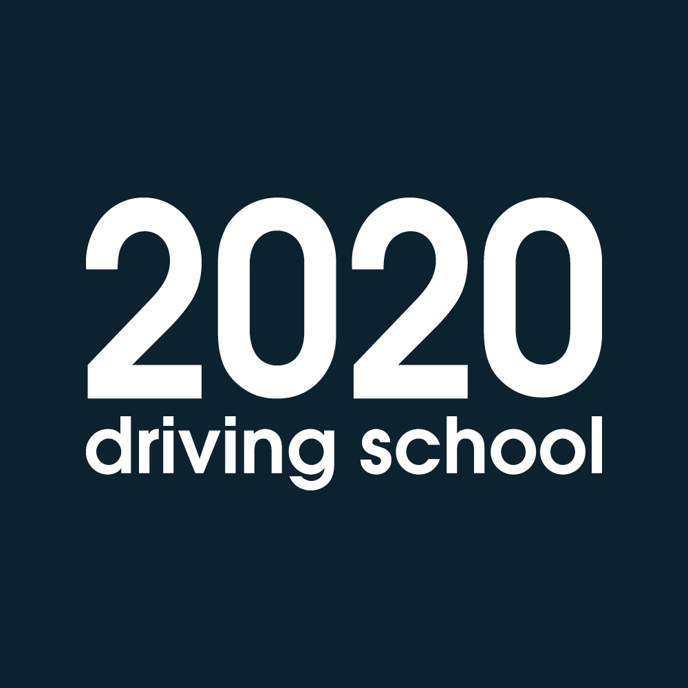 2020 logo no road