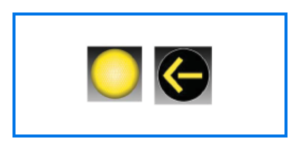 Course Yellow Light Arrow