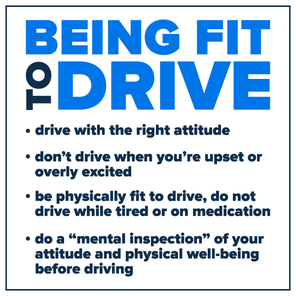 fit to drive