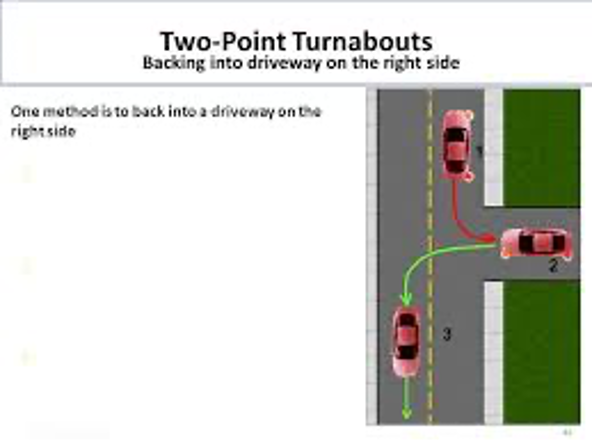 turnabouts diagram