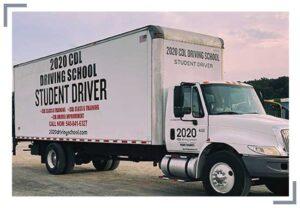 2020 class b cdl box truck