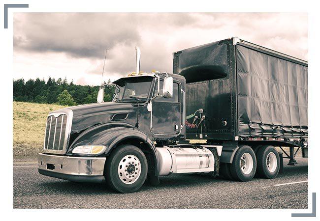 CDL-class-A-truck-road